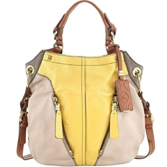 orYANY Handbags - OrYANY Luxury Victoria Hobo/Crossbody Bag EUC!